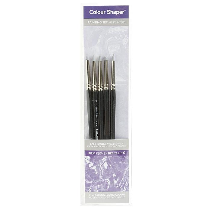 Colour Shaper Small Painting and Pastel Blending Tools (Set of 5)