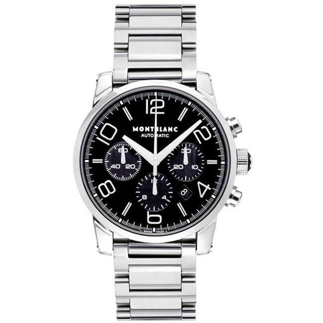 Montblanc Men's Timewalker Automatic Chronograph Watch