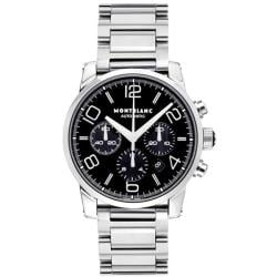 Montblanc Men's Timewalker Automatic Chronograph Watch - Thumbnail 0