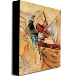 Joarez 'Amazing Touch' Gallery-Wrapped Canvas Art