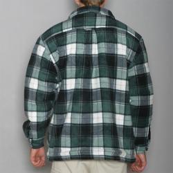 Stillwater Supply Co. Sherpa Lined Flannel Jacket