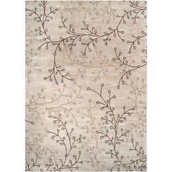 Hand-tufted Houston Wool Area Rug (7'6 x 9'6) - Thumbnail 0
