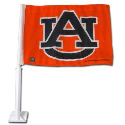Auburn Tigers 19-inch Car Flag - Thumbnail 0