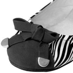 Adi Women's 'Rockit-18' Bow Detail Ballet Flats - Thumbnail 2