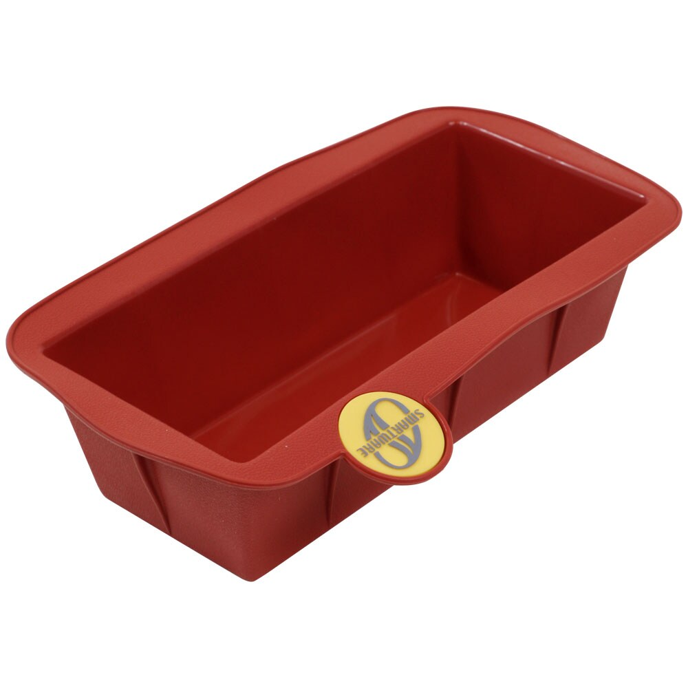 Smartware Silicone Bakeware Terracotta Loaf Pan