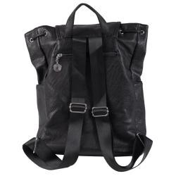 Journee Collection Multi Pocket Drawstring Backpack