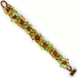 Glass Bead Isabela Sierra Slope Bracelet (Guatemala)
