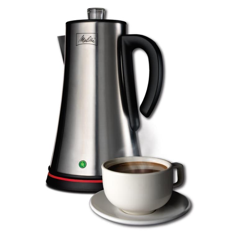 Melitta 12-Cup Cordless Coffee Percolator