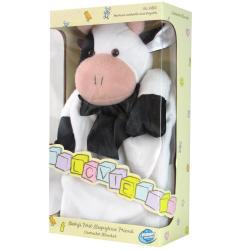 Lovie Original 'Callie Cow' Security Blanket - Thumbnail 1