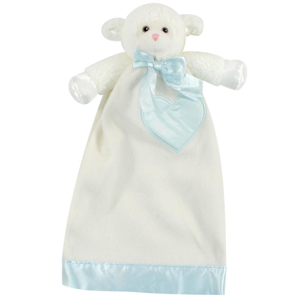 Original Lovie Babies Lennie Lamb Security Blanket