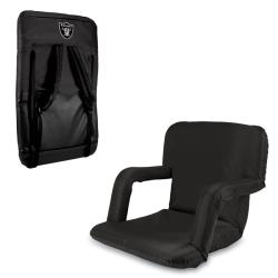 Black Oakland Raiders Ventura Seat - Thumbnail 0