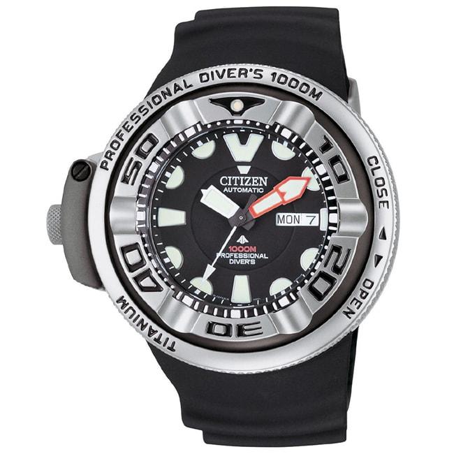Citizen Men's 1000 Meter Professional Diver Automatic Watch