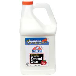 Elmer's 1-gallon White School Glue