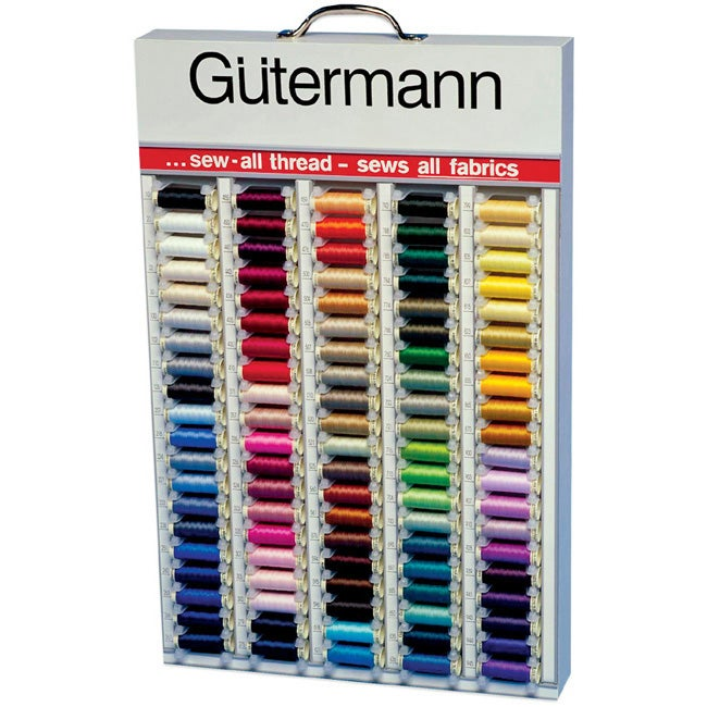 Gutermann 100-color In-home Sew-all Thread Assortment
