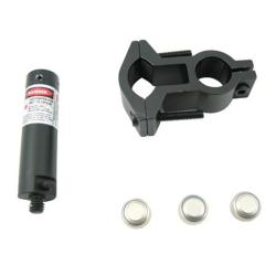 NCStar ARLS Red Laser Sight with Universal Barrel Mount - Thumbnail 1