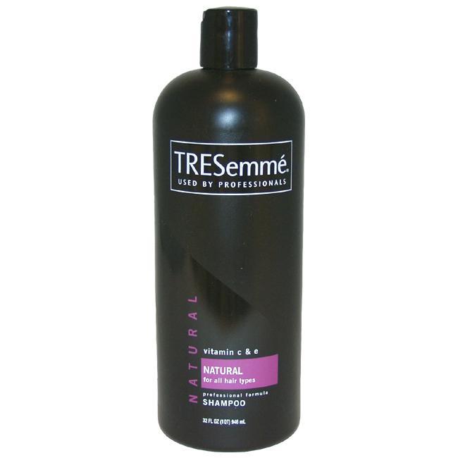 Tresemme Vitamin C and E Natural 32-ounce Shampoo