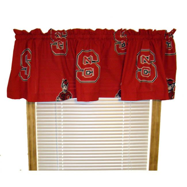 North Carolina State University Wolfpack Valance