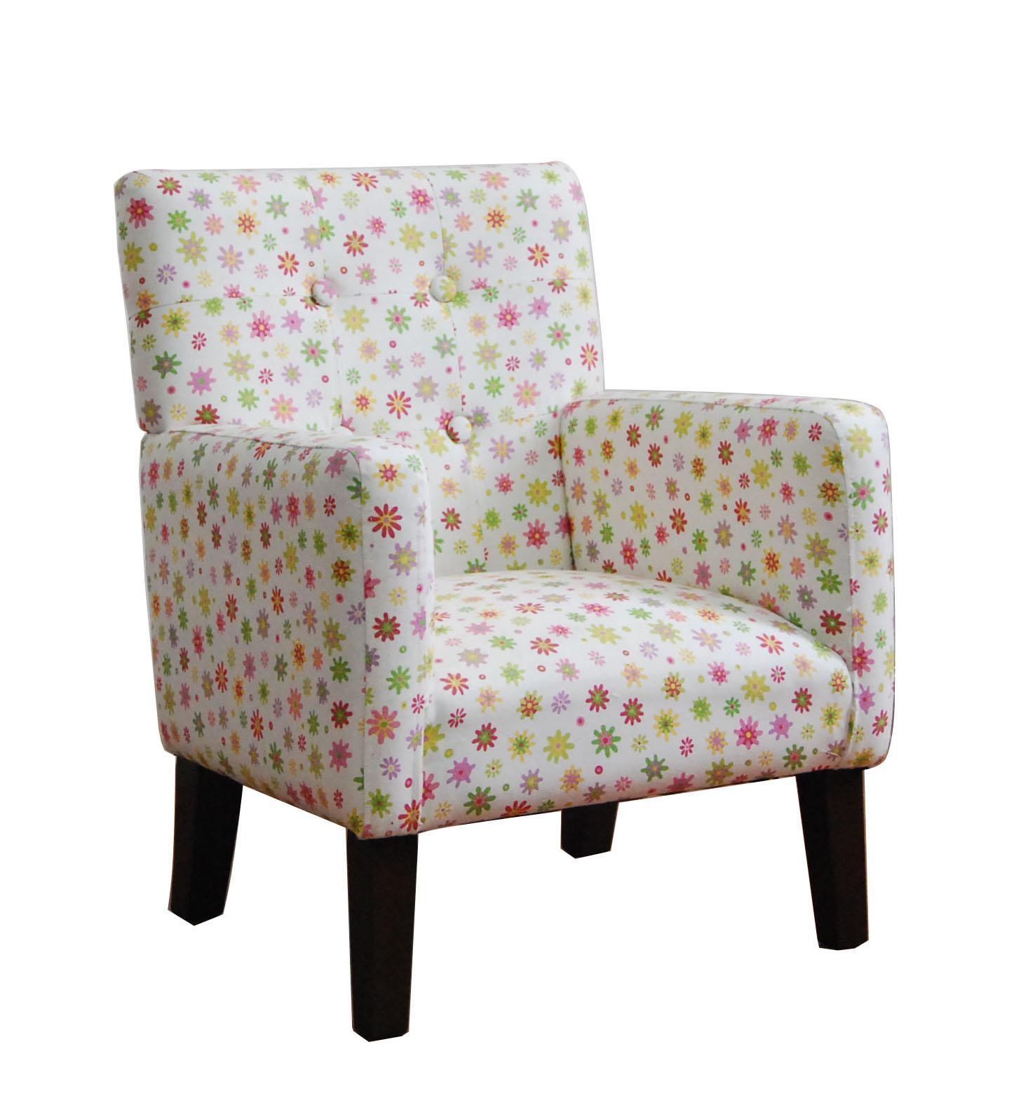 Modern arm chair mod daisy living room chair