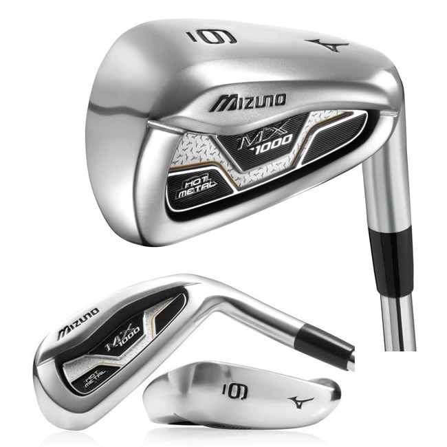 Mizuno MX-1000 Iron Set  with Graphite Shaft