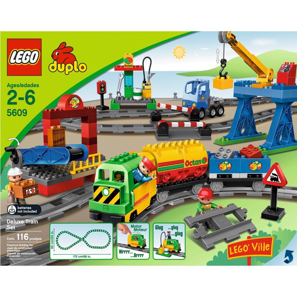 LEGO DUPLO 5609 Deluxe Train Set