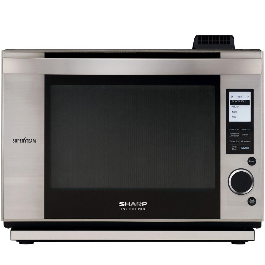Sharp AX-1200S SuperSteam Microwave Oven