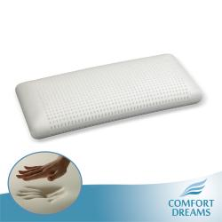 Comfort Dreams King-size Molded Memory Foam Pillow - Thumbnail 1