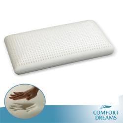 Comfort Dreams Queen-size Molded Memory Foam Pillow - Thumbnail 1