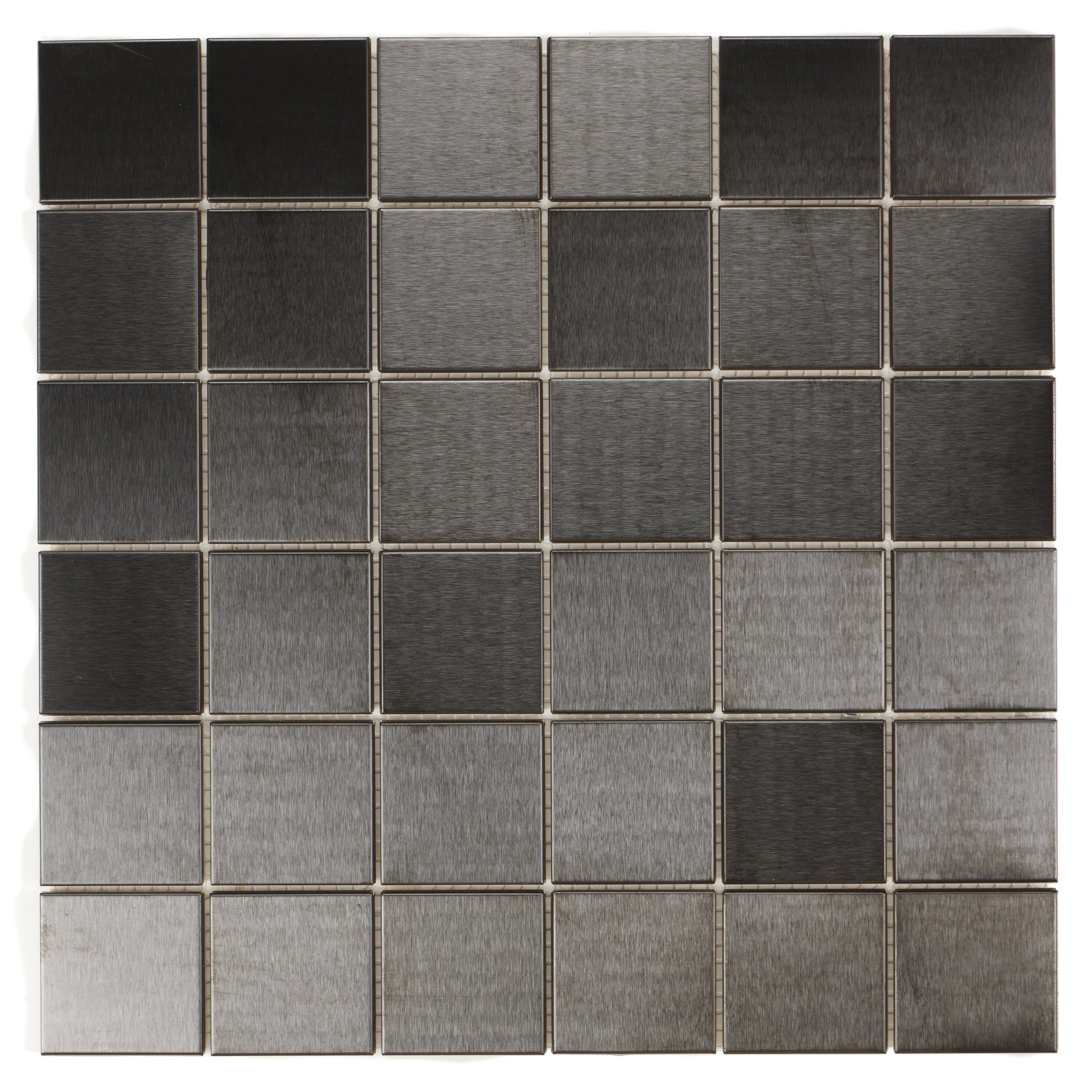 ICL Glass Trend Foil Mosaic Tiles (Pack of 11)