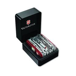 Victorinox Swiss Army SwissChamp XAVT Swiss Army Knife Gift Box Set - Thumbnail 0