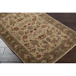 Hand-tufted Cincinnati Wool Rug (8'x11') - Thumbnail 2