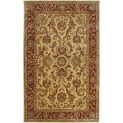 Hand-tufted Toronto Wool Rug (5'x8')