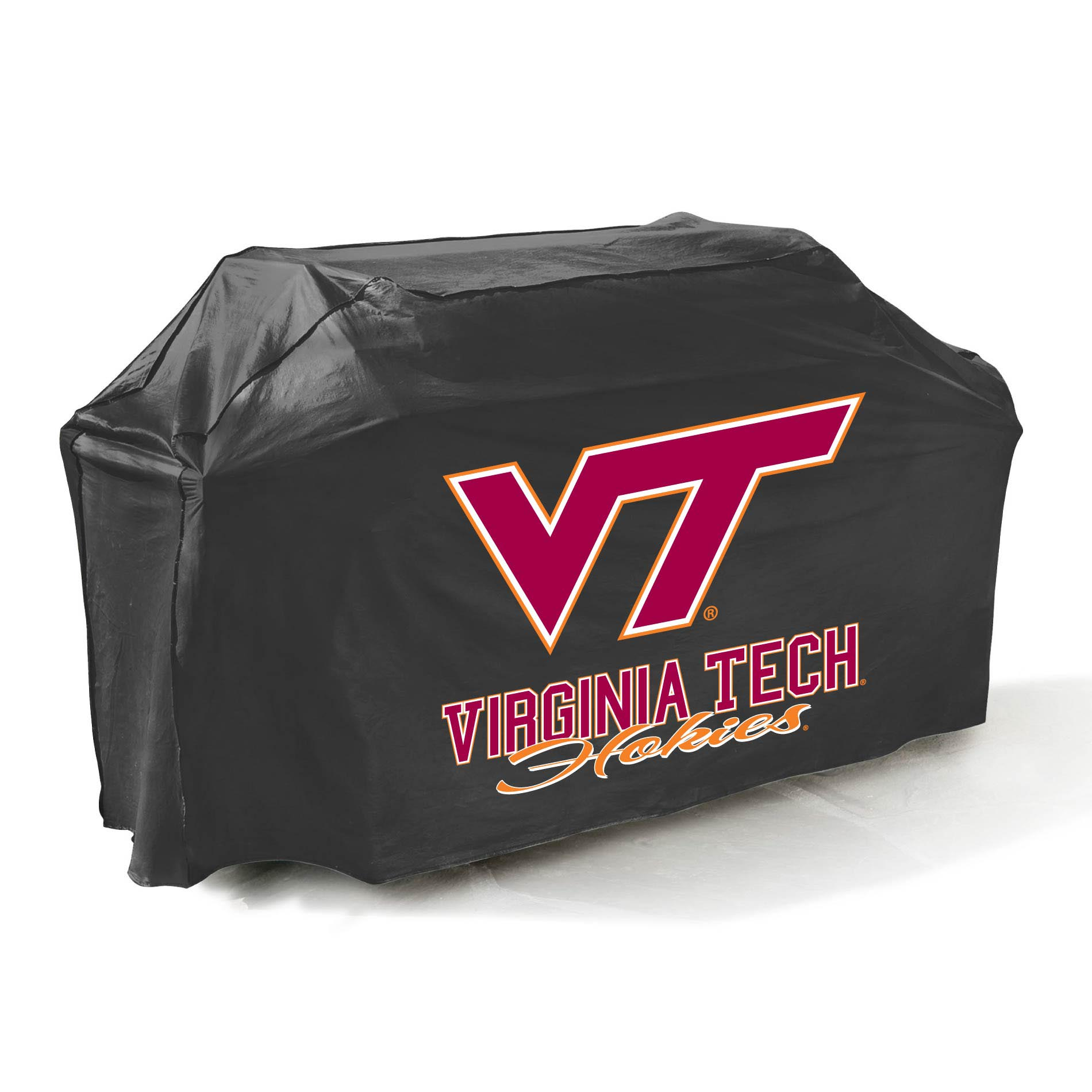 Virginia Tech Hokies 65-inch Gas Grill Cover