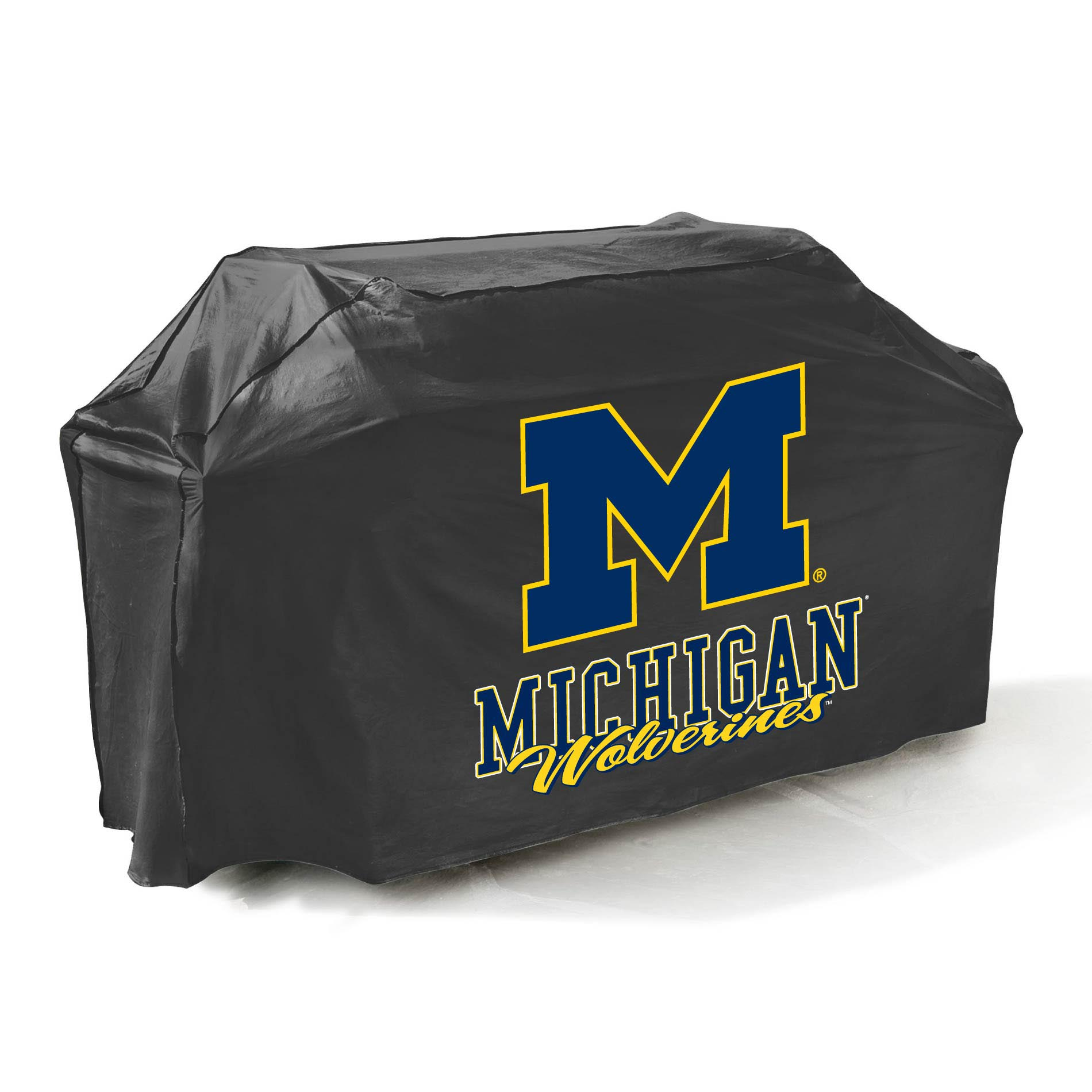 Michigan Wolverines 65-inch Gas Grill Cover