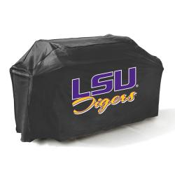 LSU Tigers 65-inch Gas Grill Cover