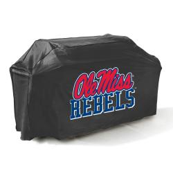 Ole Miss Runnin' Rebels 65-inch Gas Grill Cover