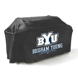 BYU Cougars 65-inch Gas Grill Cover - Thumbnail 0