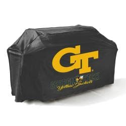 Georgia Tech Yellow Jackets 65-inch Gas Grill Cover