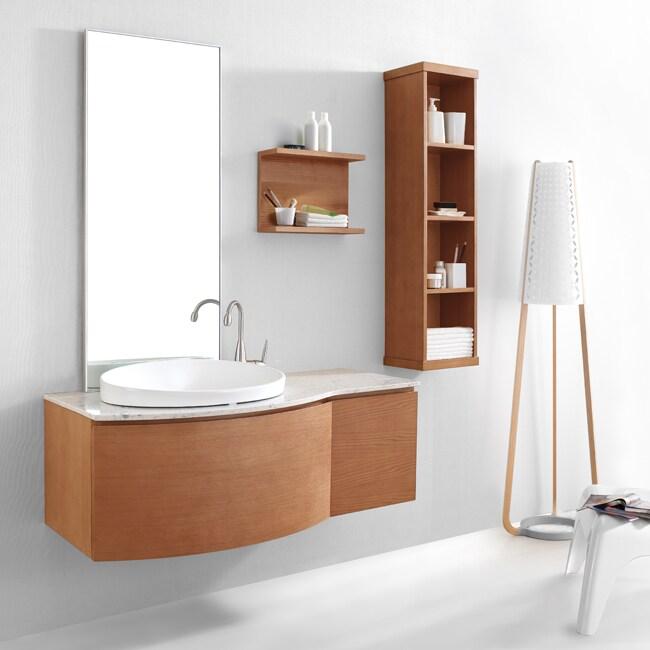 Agatha 48-inch Single-sink Bathroom Vanity Set