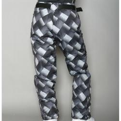 Pipeline Women's 'Check' Black Snowboard Pants - Thumbnail 2