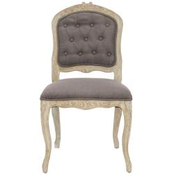 Safavieh Old World Dining Bordeaux Grey Dining Chair