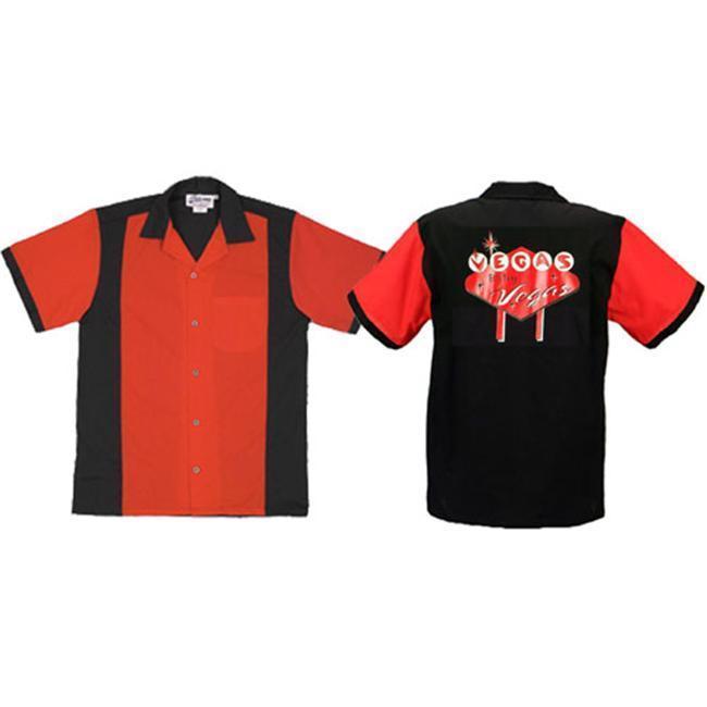 Cruisin USA 19874 Retro Shirt-Vegas Baby Vegas