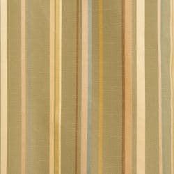 Faux Silk Stripe 95-inch Curtain Panel Pair