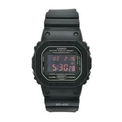 Casio Men's 'G-Shock' Matte Black Resin Strap Watch