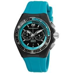 TechnoMarine Unisex 'Cruise Sport' Rubber Strap Chronograph Watch