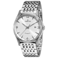 Hamilton Men's Timeless Classic Thin-O-Matic Silver Face Watch