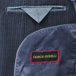 Men's Charcoal Grey 2-button Vested Suit