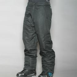Pipeline Men's Caviar Solid Snowboard Pants