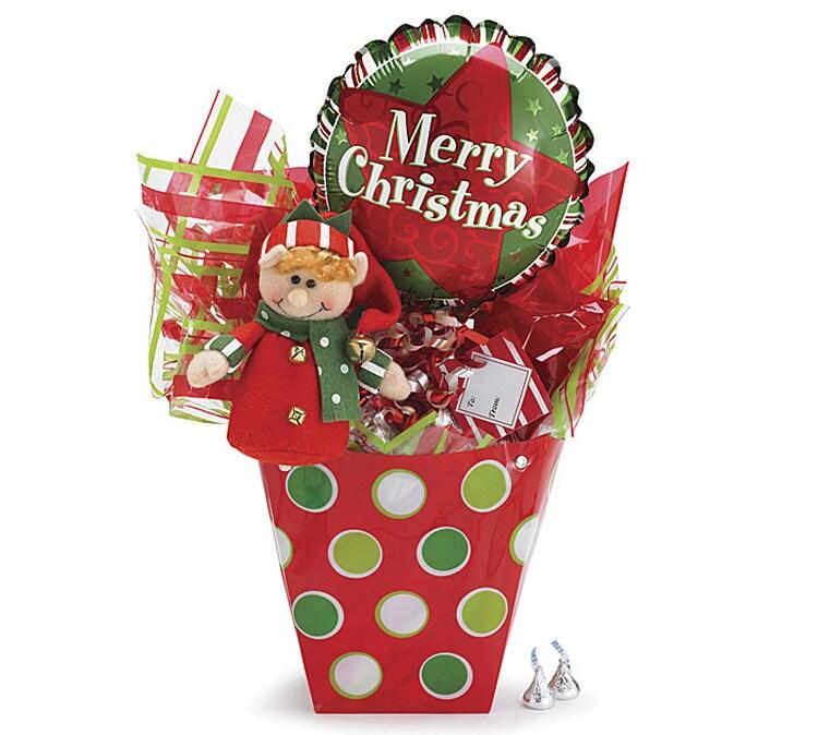 Merry Christmas Take-out Box