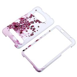 Spring Flower Protective Case for HTC EVO 4G Supersonic - Thumbnail 1
