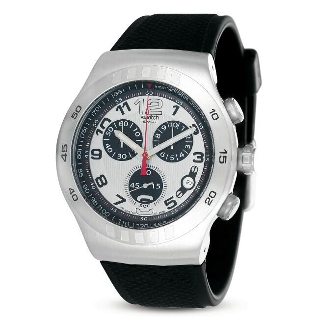 Swatch Men's Irony Chronograph Watch